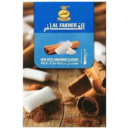 Al Fakher Gum Cinnamon (Жвачка корица) 50 грамм