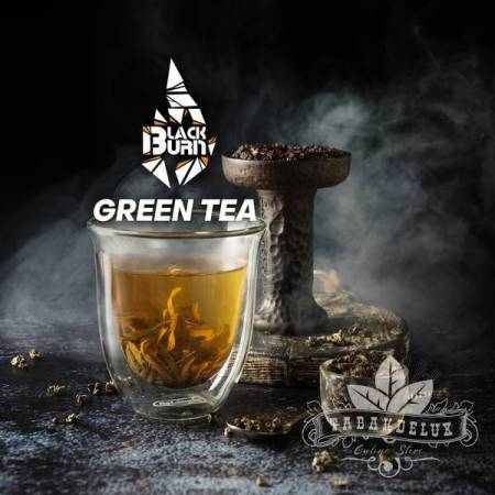 Табак Black Burn Green Tea (Зеленый чай) 100 грамм