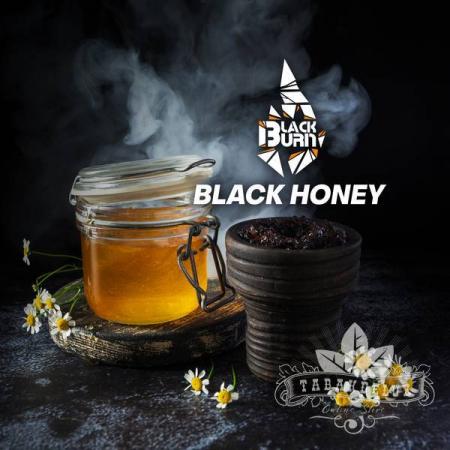 Табак Black Burn Black Honey (Чёрный Мёд) 100 грамм