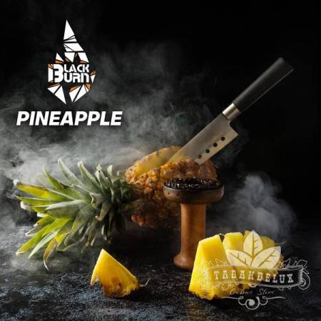 Табак Black Burn Pineapple (Ананас) 100 грамм