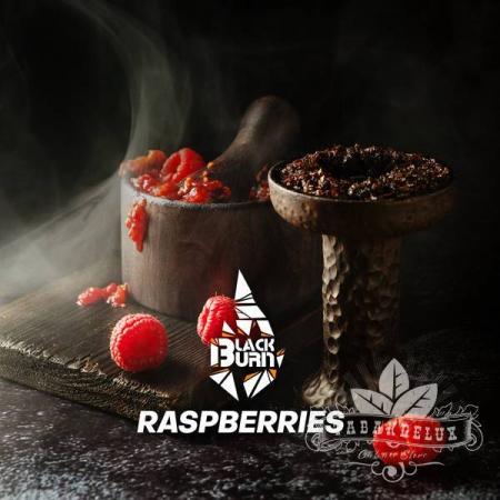 Табак Black Burn Raspberries (Малина) 100 грамм