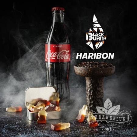 Табак Black Burn Haribon (Харибон) 100 грамм