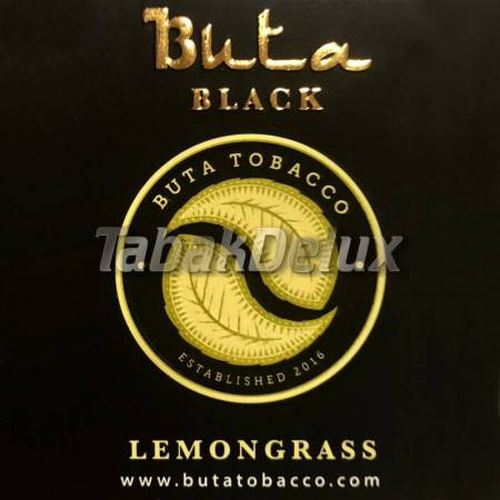 Buta Black Lemongrass (Лемограс) 20 грамм